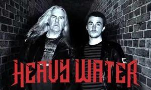 HEAVY WATER (Biff Byford & Sohn) bringen neue Single & Clip «Revolution» heraus