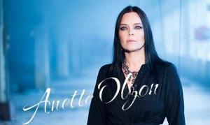 ANETTE OLZON kündigt neues Solo-Album und Video an