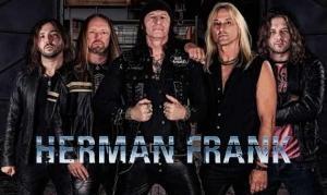 HERMAN FRANK mit brandneuem Video vom kommenden Album «Two For A Lie»