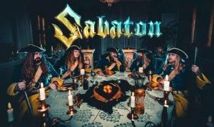 SABATON enthüllen Musikvideo für «The Royal Guard»