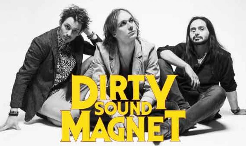 DIRTY SOUND MAGNET veröffentlichen neue Single & Clip «Heavy Hours»
