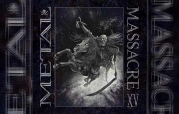 METAL MASSACRE – XV (Various Artists)