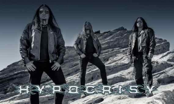 HYPOCRISY veröffentlichen Musikvideo zur zweiten Single «Dead World»