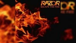 RAZOR – Escape The Fire