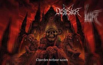 DESASTER – Churches Without Saints